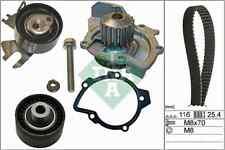 INA Water Pump & Timing Belt Set 530055831 For Ford Citroen Peugeot
