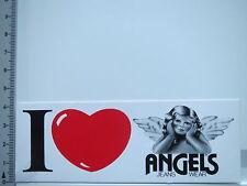 Aufkleber Sticker Angels - Jeans Wear (5473)