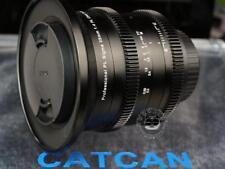 Catcan PL Mount Sigma 35mm F1.4 Cine Moive Lens