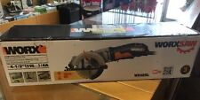WORX Compact Circular Saw Power Tools Portable Saw Home Supplies NEW