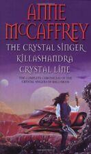 Crystal Singer Omnibus: The Crystal Singer; Kill... by McCaffrey, Anne Paperback