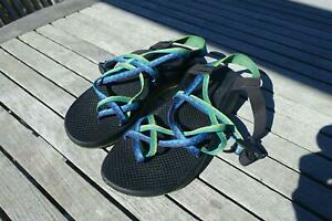 Chaco Sport Women's Sandals 11 Hiking Mint