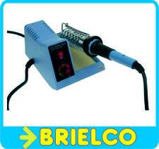 ESTACION DE SOLDADURA REGULABLE CONTROL 150-450ºC SOLDADOR 48W PROFESIONA BD3505