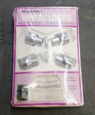 "McGARD 21122 WHEEL LOCKS LUG NUTS 7/16"" THREAD CAMARO TRANS AM MANY GM MODELS"
