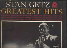 STAN GETZ - Greatest Hits - PRESTIGE 50s bop jazz MONO LP