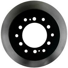Disc Brake Rotor-Non-Coated Rear ACDelco Advantage 18A1227A