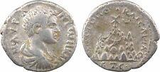 Caracalla, drachme Césarée, Cappadoce, 197 - 95