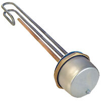 "27"" Universal Immersion Heater Hot Water Boiler Thermostat ELEMENT 3000W Incoloy"