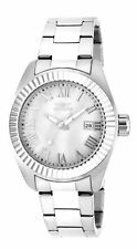 Invicta Women's IN-20315 Angel 40mm White Dial Stainless Steel Watch
