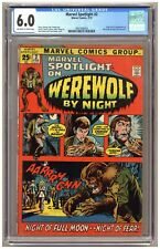 Marvel Spotlight #2 (CGC 6.0) Origin/1st appearance of Werewolf by Night B961