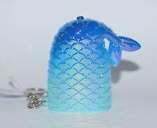 BATH BODY WORKS BLUE MERMAID TAIL LIGHT UP POCKET  BAC HOLDER SLEEVE SANITIZER