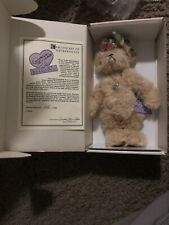 """Annette Funicello bear """"Envy"""" #'d 1646/5000 New In box"""