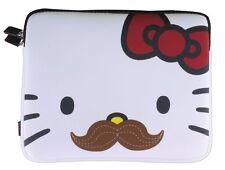 Hello Kitty Mustache IPad Case