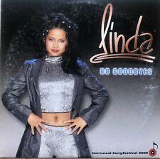 Eurovision NETHERLANDS 2000 LINDA No Goodbyes - CD single