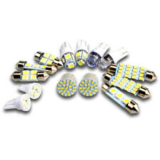 T10 LED Light Car Bulb 14 PCS Auto Lamp For Interior Dome Map Set Inside White