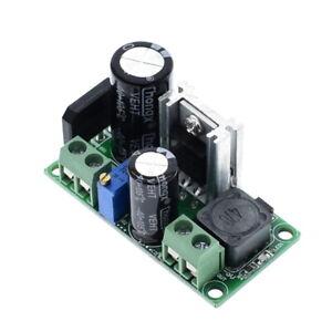 Spannungsregler AC/DC 2,5A In 6-30V AC Out 3-25V DC einstellbar S481