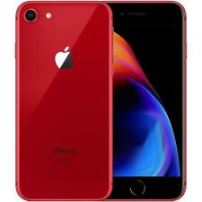 Apple iPhone 8 256GB Verizon GSM Unlocked T-Mobile AT&T Smartphone - Red