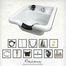 Shampoo Bowl ABS Plastic Salon and Spa Hair Sink Beauty Salon Equip TLC-W11 KSGT