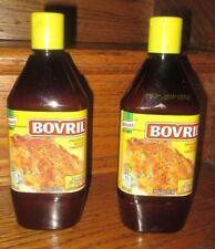 2 BOTTLE Knorr Bovril Chicken Bouillon Gravy 500ml bottle Fresh from Canada