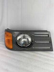 Genuine OEM Mack Granite CV713 Headlight Lamp - Passenger Side. 2M0533M. Canada