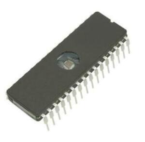 M27C256B-20F6 27C256 M27C256 IC CMOS EPROM DIP28 finestrata ( QTY. 2 PEZZI )