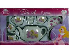 Disney Princess Dornröschen Teeset Porzellan Tee Geschirr, 9 teilig