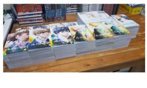 Ao Haru Ride Io Sakisaka Manga Volume 1-13(End) English Comic New