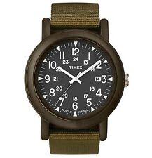 Timex Fabric/Canvas Strap Wristwatches