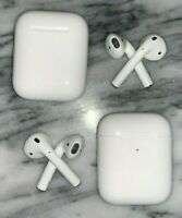 Apple AirPods 2nd Generation - Right, Left or Charging Case Box Replacement Only