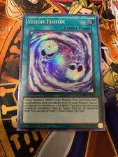 BLHR-FR012 Secret Rare VF 1st Yu-Gi-Oh Fusion Vision