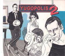 YUGOPOLIS 2 MALENCZUK TYMON 2011 CD HARD TO FIND OOP TOP RARE