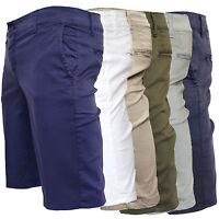 Pantaloni Corti Kixs Jeans Uomo Art 01171/M Shorts Cotone 42 44 46 48 50 52 54