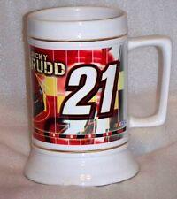 Ricky Rudd #21  2003 32 ounce Stein NWT