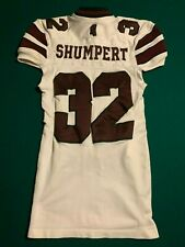 Mississippi State University Msu Game Worn Jersey Adidas Techfit Miss State #32