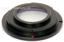 Pentax M42-Nikon Adaptador Infinity enfoque ZEISS Schneider Kreuznach Lente en NIKON