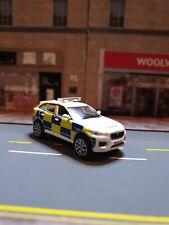 76JFP004 Jaguar F Pace Police Car with lights