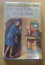 The Mystery At Lilac Inn  Nancy Drew Carolyn Keene in jacket