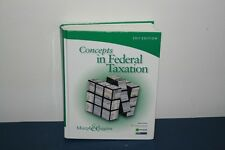 Concepts in Federal Taxation 2011 Edition by Murphy & Higgins Hardcover