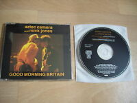 AZTEC CAMERA + MICK JONES Good Morning 1990 CD single