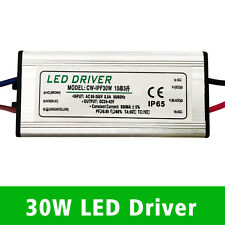 Led Driver Transformer Power Supply 30W Waterproof 110V~240V TO 24~42V 900mA±5%