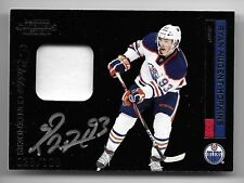 2011-12 Panini Contenders RYAN NUGENT HOPKINS Rookie Patch Autograph #28/100