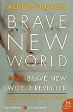 Brave New World and Brave New World Revisited, Aldous Huxley, Good Book