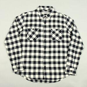 Edwin Labour Shirt - Off White Garment Washed