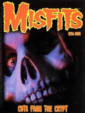"""MISFITS AUFKLEBER / STICKER # 29 """"CUTS FROM THE CRYPT"""" - PVC - WETTERFEST"""