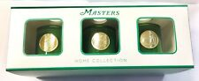 2018 Augusta National Masters Candle Set Of 3 Candles Golf  / Ships Fast