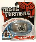 Transformers Real Gear Robots - Spy Shot 6 Action Figure - Hasbro - 2006 - NEW