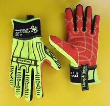 HexArmor Rig Lizard 2025 Impact Protection Gloves ( Size 8/M )