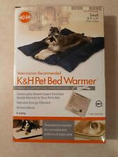 "K&H Pet Products Pet Bed Warmer - Place Inside Most Any Small (8.5"" x 9"") Tan"