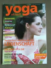 Yoga Zeitschrift In Zeitschriften über Sport Günstig Kaufen Ebay
