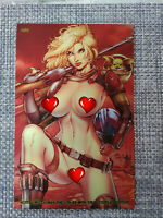 Notti & Nyce #1 Mike Debalfo May The 4th Cosplay FULL NUDE METAL Edition #12/25